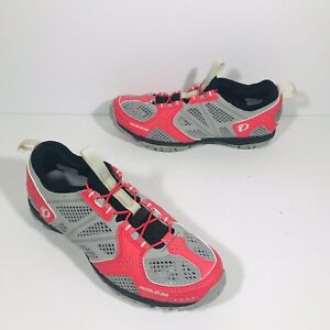Pearl iZUMi X-ALP Drift IV Women's Mountain Bike Cycling Shoes Size EU 40 US 7