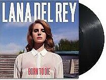 Lana Del Rey - Born to Die LP, brand new, Extra 3 songs