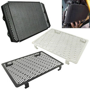 Radiator Grille Guard Cover Steel For YAMAHA FZ09 FJ09 MT-09 Tracer 900 GT XSR