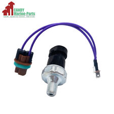 MerCruiser low Oil Pressure Fuel Pump Pressure Shut Sensor off switch 4.3 5.0