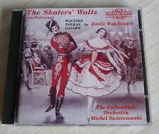 CD ALBUM THE SKATERS' WALTZ LES PATINEURS WALTZES POLKAS EMILE WALDTEUFET 1990