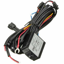 LED Daytime Running Light DRL Relay Harness Automatic Control On Off Module Box