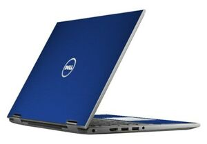 LidStyles Metallic Laptop Skin Protector Decal Dell Inspiron 13 5368