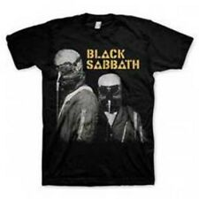 BLACK SABBATH NEVER SAY DIE  T-SHIRT USA IMPORT FRONT PRINT BLACK   WASHABLE