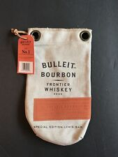 NEW BULLEIT BOURBON Special Edition Magnetic Lewis Bag For Crushed Ice