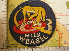 Patch , wild weasel , Us Air Force Wild Weasel