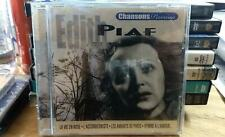 EDITH PIAF / CHANSONS PASSION - CD  RARE - OUT OF PRINT  FREE SHIPPING