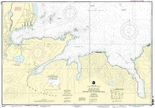 NOAA Chart Atka Pass to Adak Strait - Sweeper Cove, Finger and Scabbard Bays