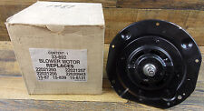 33-892 HEATER BLOWER MOTOR FOR OLDER GM VEHICLES REPLACES 22020943 22021260