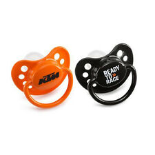 KTM DOUBLE DUMMIE PACK - 1 x Orange KTM , 1 x Black Read To Race