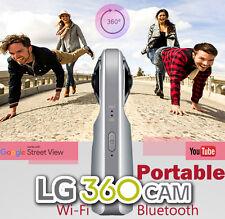 2016 NEW☆ORIGNAL LG 360 Cam☆ Portable w Wi-Fi +Bluetooth Records 360° +LG bag
