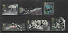 2015 Star Wars from miniature sheet used