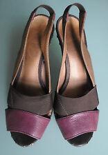 KG Women Size 4 Multi Coloured Studded Heels Sandals