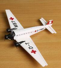 Herpa Wings 019132, Spur N / 1:160 , D-TMBT Junkers Ju 52 Sanitätsbereitschaft 7