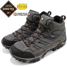 (9.5 (eu 44) Grey (beluga)) - Merrell Men Moab 2 Mid GTX High Rise Hiking