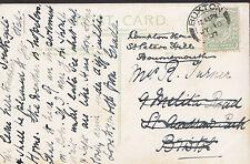 Genealogy Postcard - Family History - Turner - St Andrews Park - Bristol  BH5694