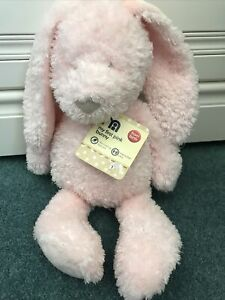 """MOTHERCARE MY FIRST BUNNY RABBIT 14"""" SOFT TOY COMFORTER BNWT"""