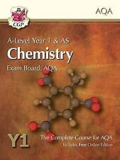 New A-Level Chemistry for AQA: Year 1 & AS Student Book with Online Edition:...