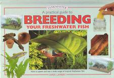 BREEDING FRESHWATER FISH Derek Lambert **NEW COPY**