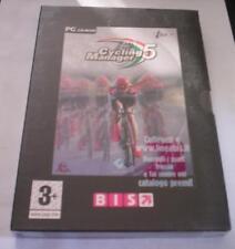 CYCLING MANAGER 5 gioco pc originale NUOVO SIGILLATO IT