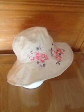 BNWT ACCESSORIZE LADIES SUMMER HAT /CLOCHE RRP £19