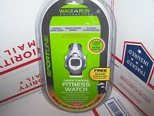 SPORTLINE CALORIE TRACKING FITNESS WATCH -MULTIPLE SPORT TIMERS