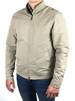 BURBERRY BRIT men's beige windbreaker jacket | Size M