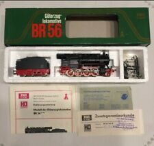 Dampflok Piko BR 56 DR 562719 Güterzuglokomotive Waggon H0