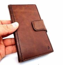 genuine real leather Case for Samsung Galaxy Note 3 book wallet handmade skin It