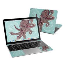 Apple MacBook 12in Skin - Octopus Bloom by Valentina Ramos - Sticker Decal