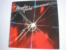 THE MEMPHIS HORNS High On Music UK LP 1976 ex+/ex+
