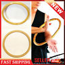 Chinese Kung Fu Wing Chun Hoop Wood Rattan Rings Sticky Hand Strength Training