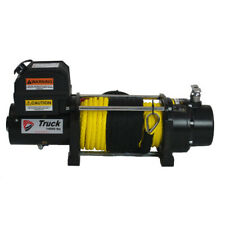 Macon Winch Truck 14000 Electric Winch 14000lbs 6350kg 12V synthetic rope