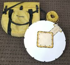 Trimble Micro Centered Geodetic Antenna 33429-00 with Ground Plane, Bag, Cable