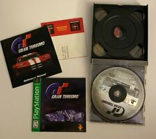 Gran Turismo, Ps1, PlayStation 1, Psx, Psone Video Game Greatest Hits
