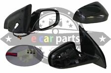 FORD FALCON FG 02/2008-2014 RIGHT HAND SIDE DOOR MIRROR ELECTRIC BLACK