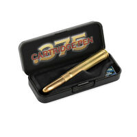Fisher .375 Cartridge Space Pen - real brass bullet space pen edc- NEW