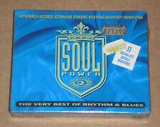 SOUL POWER 2 (OTIS REDDING, ARETHA FRANKLIN) - DOPPIA MUSICASSETTA MC SIGILLATA