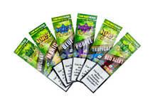 Juicy Hanf Wrap 6 Stk. (1,24€/Einheit) Nature Blunt Wraps verschiedene Sorten