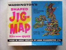 Waddingtons Maps 250 - 499 Pieces Jigsaws & Puzzles