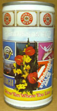 IRON CITY PITTSBURGH RENAISSANCE 2 Beer CAN; CITY SCENES, PENNSYLVANIA 1981 1/1+