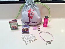 American Girl McKenna's Accessories (bag, neclace, journal, etc), Retired!