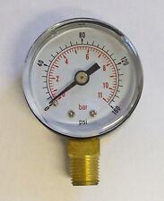 Industrial Auto Marine pressure gauge PRG160A
