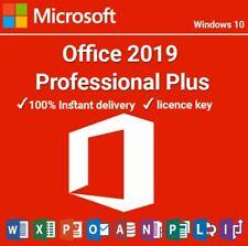 New ListingMicrosoft®Office 2019 Pro Plus ✔� Lifetime License Genuine Key ✔�Fast Delivery🔥
