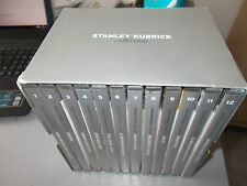 OPERA COMPLETA STANLEY KUBRICK COLLECTION 12 DVD PANORAMA