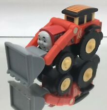 Thomas Wooden Railway Jack Front Loader MINT 2003 Vintage Train Set Construction