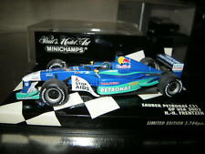 1:43 Minichamps Sauber Petronas C21 F1 H.H.Frentzen GP USA 2002 Limited OVP