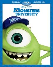 Monsters University Blu-ray Billy Crystal