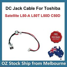 DC Jack Power Cable For Toshiba Satellite L50-A L50T-A L50D-A L50DT-A C50D-A