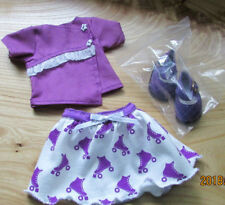 "Skirt Set made to fit  14.5"" Wellie Wishers dolls   4+"
